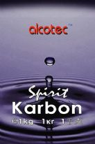 5 Pack by Alcotec Spirit Karbon 1 Kg (2 Litres approx) Treats 25 Litres PLUS Extra One For Free